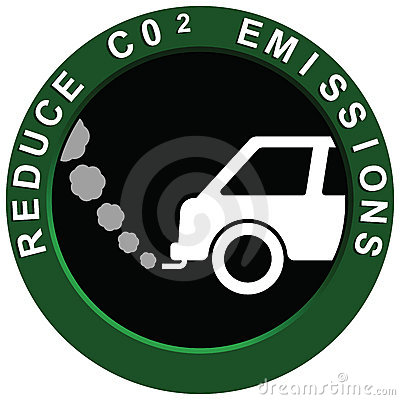 Delivery vans emit CO₂ and carcinogens